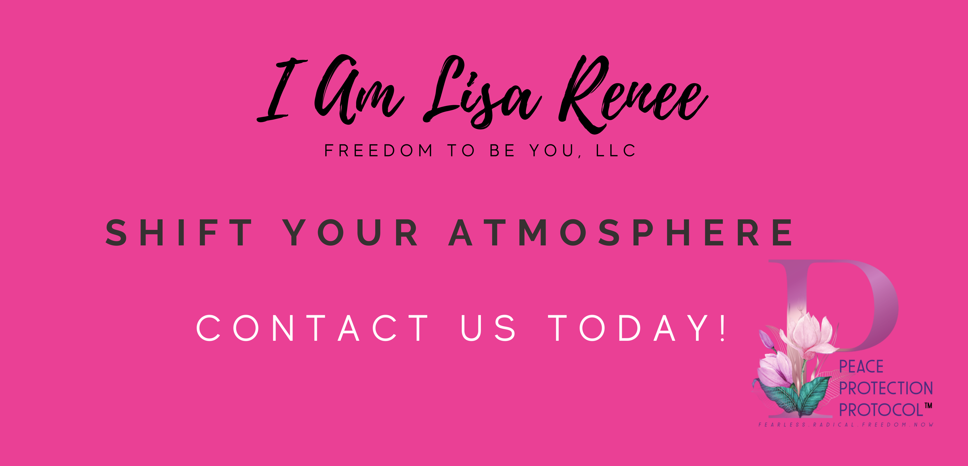 Shift your Atmosphere and Contact Us Today